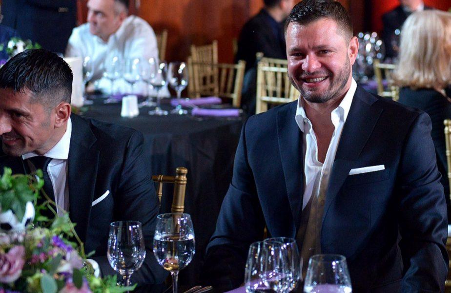 Marius Niculae și Giani Kiriță, surprinși de Chef Scărlătescu