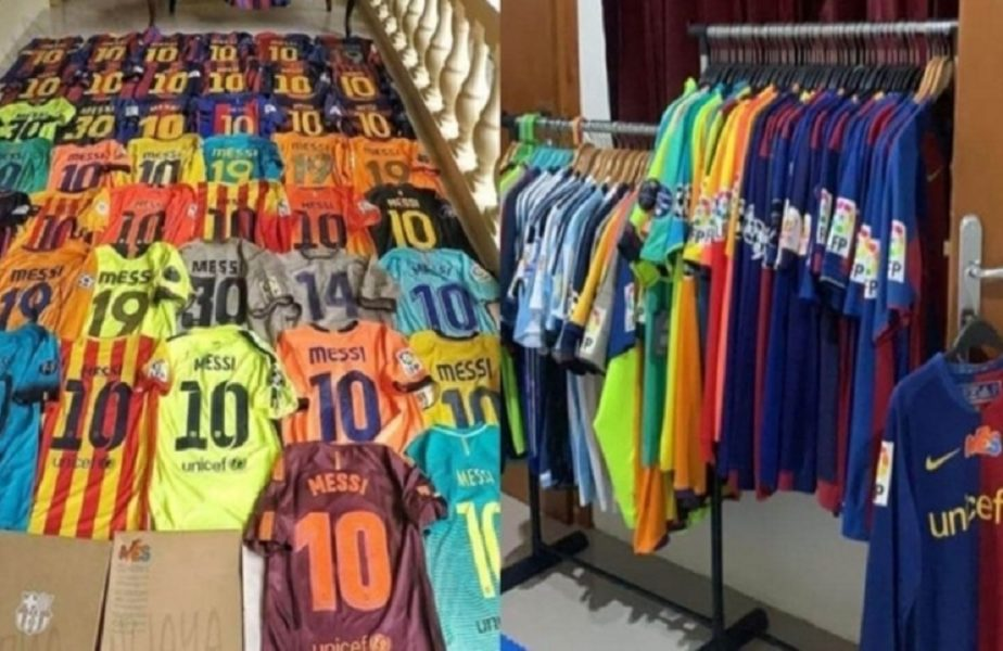 Pasiune fără limite! Un indonezian are 200 de tricouri cu Leo Messi