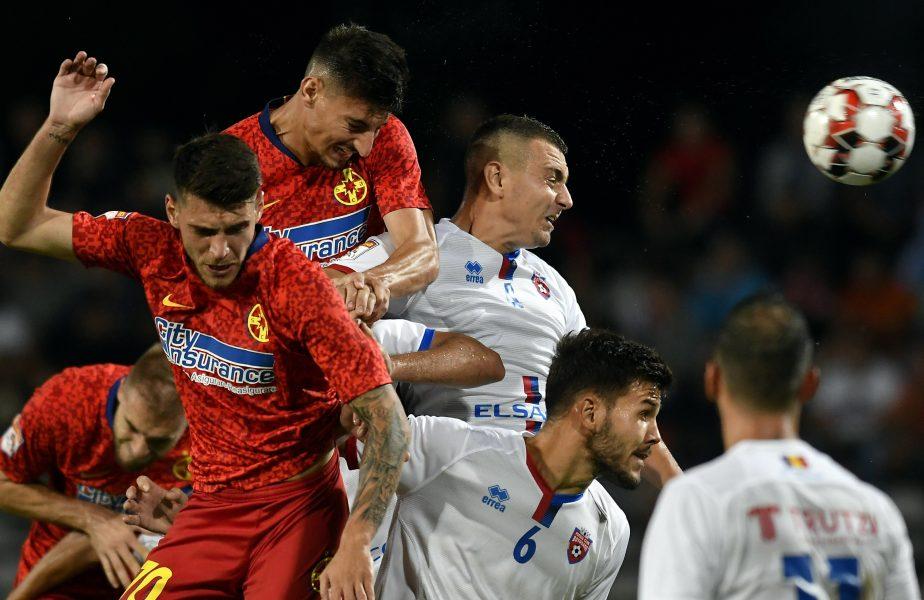 """Ce se întâmplă cu transferul lui Chindriș la FCSB. Iftime, mesaj clar pentru Gigi Becali: """"Mi-au promis oferte de 800.000 de euro pentru el"""""""