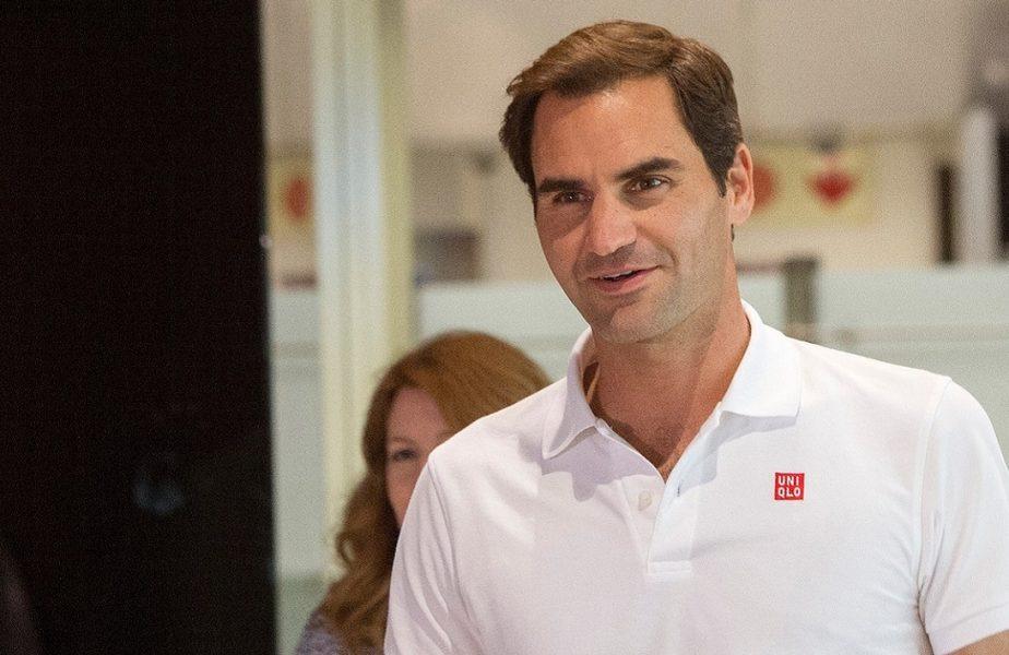 Propunere revoluționară! Roger Federer își dorește unificarea tenisului. Reacția Simonei Halep