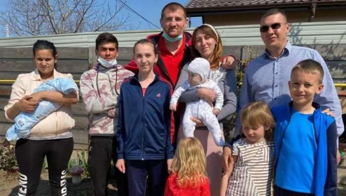Prima reacție a soției lui Sergiu, după ce s-a mutat în casa noua cumpărată cu ajutorul lui Cătălin Moroșanu