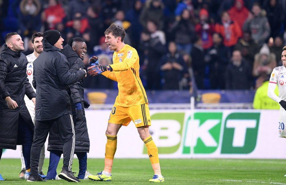 Ciprian Tătărușanu poate deveni titular la Olympique Lyon. Mutarea pe care o aștepta portarul român