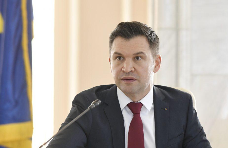 Ionuț Stroe a anunțat că a fost suspendat Campionatul Mondial de handbal de tineret, ce trebuia să aibă loc în București