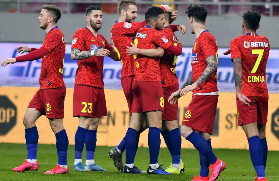 Universitatea Craiova vrea să transfere un jucător de la FCSB. Planul lui Mihai Rotaru