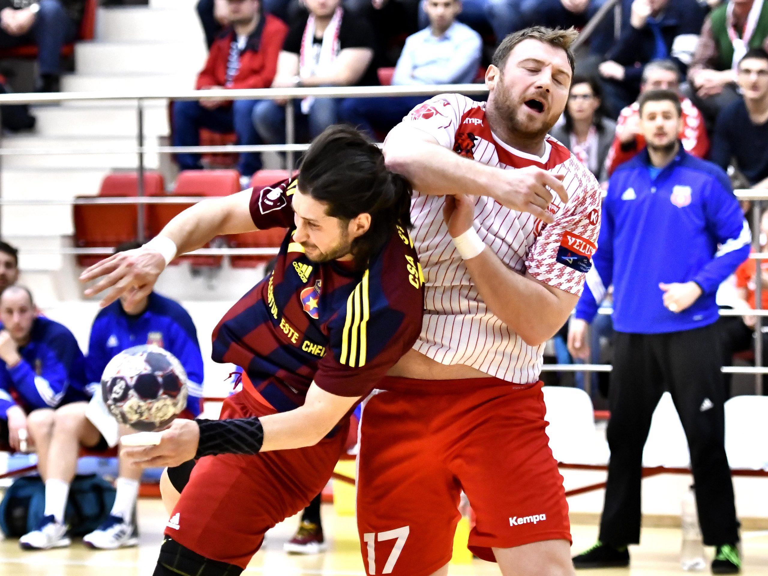 Decizii dure luate de EHF: Dinamo, eliminată din Liga Campionilor fără să joace cu PSG. Ce se întâmplă cu naționalele României
