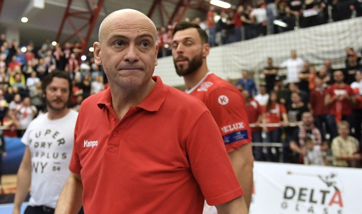 """Constantin Ștefan, prima reacție după hotărârea EHF. """"Este o veste tristă pentru Dinamo. Presimțeam că se va ajunge aici!"""""""
