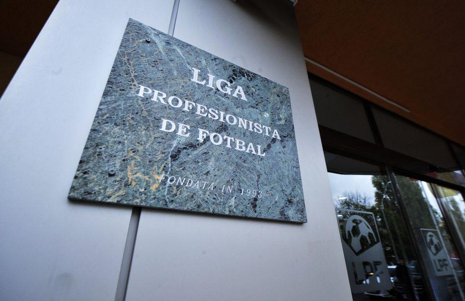 """Oficial! LPF se adresează Guvernului României pentru a se relua Liga 1: """"Vom veni cu o propunere de protocol"""""""