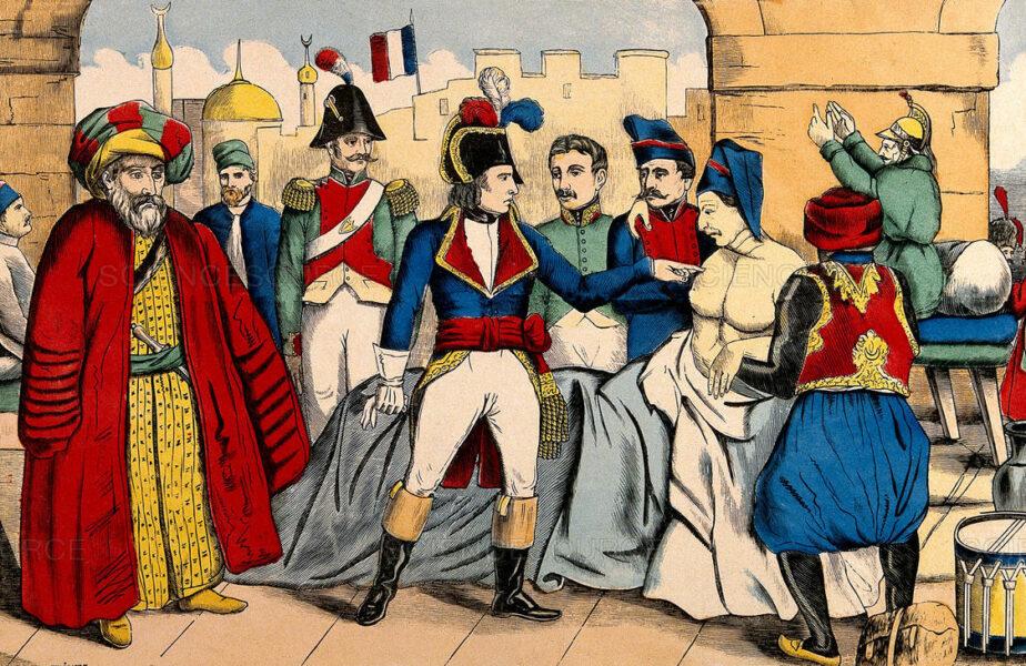 Cum s-a folosit Napoleon de o pandemie asemănătoare pentru a ieși câștigător. Ce idee i-a venit acum 200 de ani