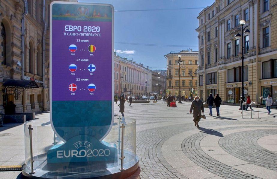 """Prima țară care anunță că va avea probleme în a găzdui meciuri de la Campionatul European. """"Șansele au scăzut la 50%"""""""