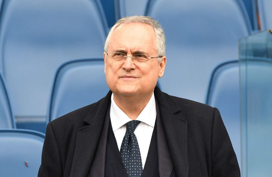 """Lazio ar fi de acord cu un play-off pentru stabilirea campioanei. Mesajul președintelui: """"Aș accepta"""""""