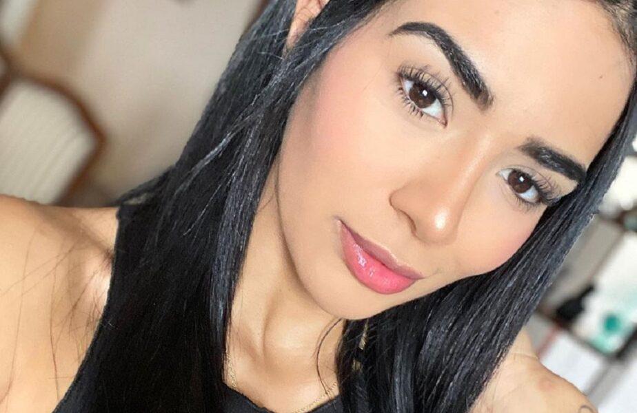 Daniela Cortes a arătat rănile provocate de jucător