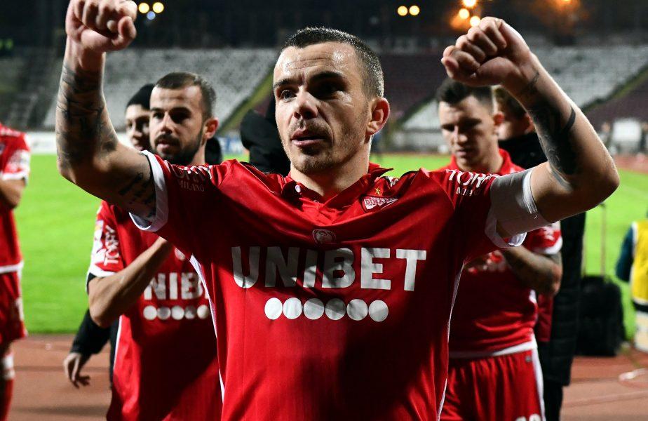 """Un fost antrenor al lui Dinamo îl apară pe Dan Nistor: """"Nu am avut nicio problemă cu el!"""""""