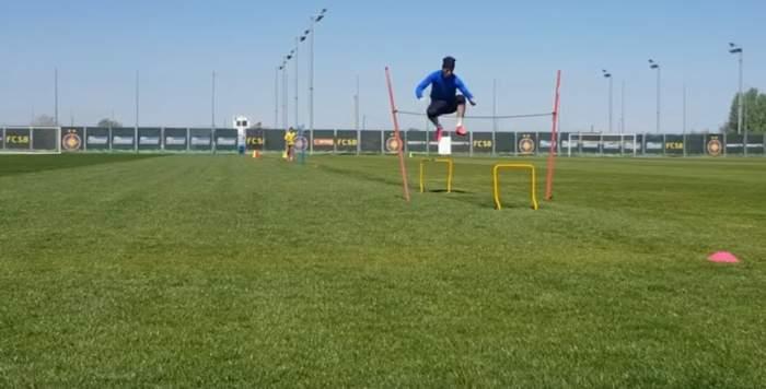 """Ilie Dumitrescu, reacție după ce FCSB a reluat antrenamentele: """"Vor fi controale!"""""""