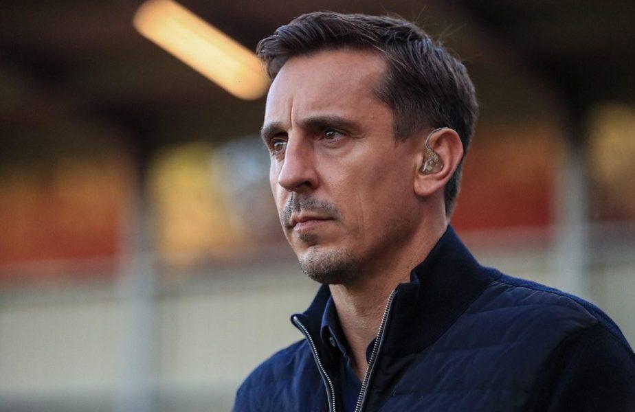"""Gary Neville a răbufnit când a auzit că Premier League s-ar putea relua. """"Câți oameni trebuie să moară jucând fotbal?"""""""