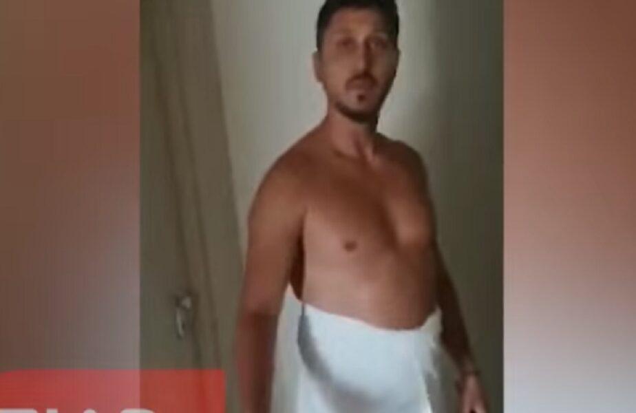 VIDEO | Ciprian Marica, surprins la hotel cu nora unui om de afaceri! S-a trezit la ușă cu soțul acesteia
