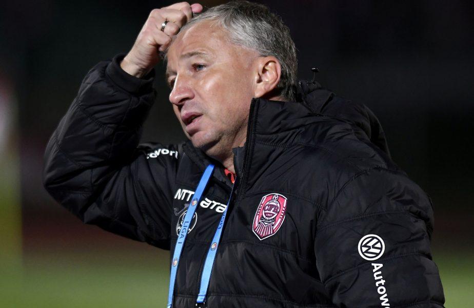 """""""Am fost dezamăgit de Dan Petrescu! Mi-e dor de Şumudică!"""" Antrenorul campioanei, pus la zid după scandalul cu """"Şumi"""" şi victoria din derby-ul cu Universitatea Craiova"""