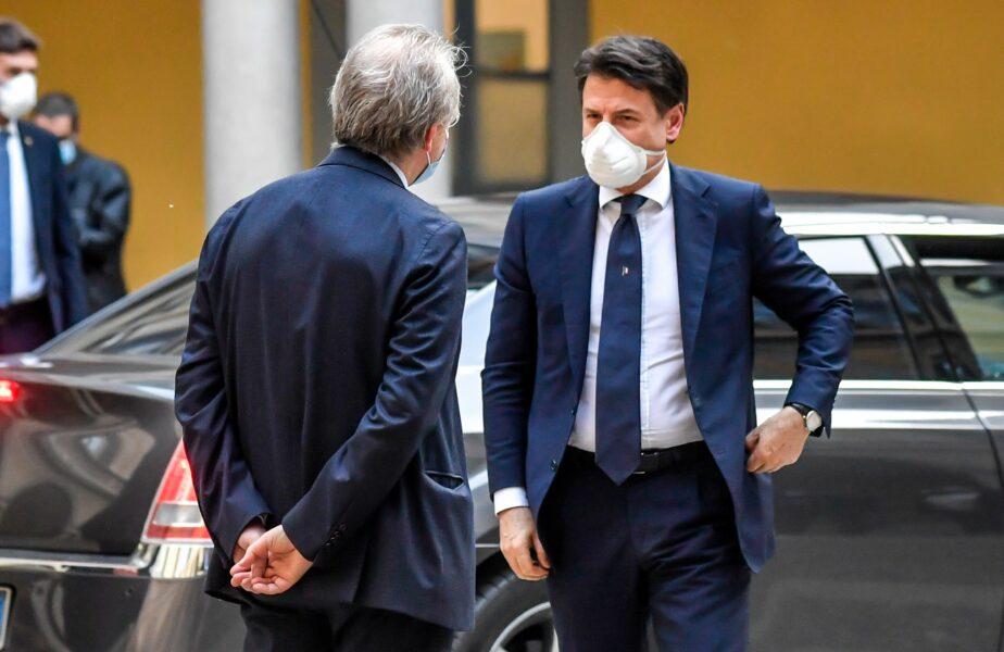 Un primar din Italia a fost amendat cu 280 de euro, după ce a apărut la un post TV