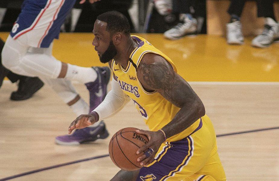 Sezonul din NBA, în pericol! Reacția lui LeBron James