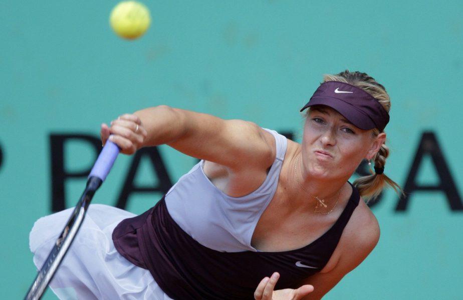 """Maria Sharapova, pusă la zid de Yevgeny Kafelnikov: """"A refuzat să-mi dea un autograf"""""""