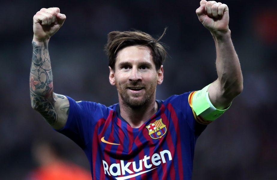 Lionel Messi îmbătrănește la Barcelona! Argentinianul va rămâne pe Camp Nou până la aproape 40 de ani