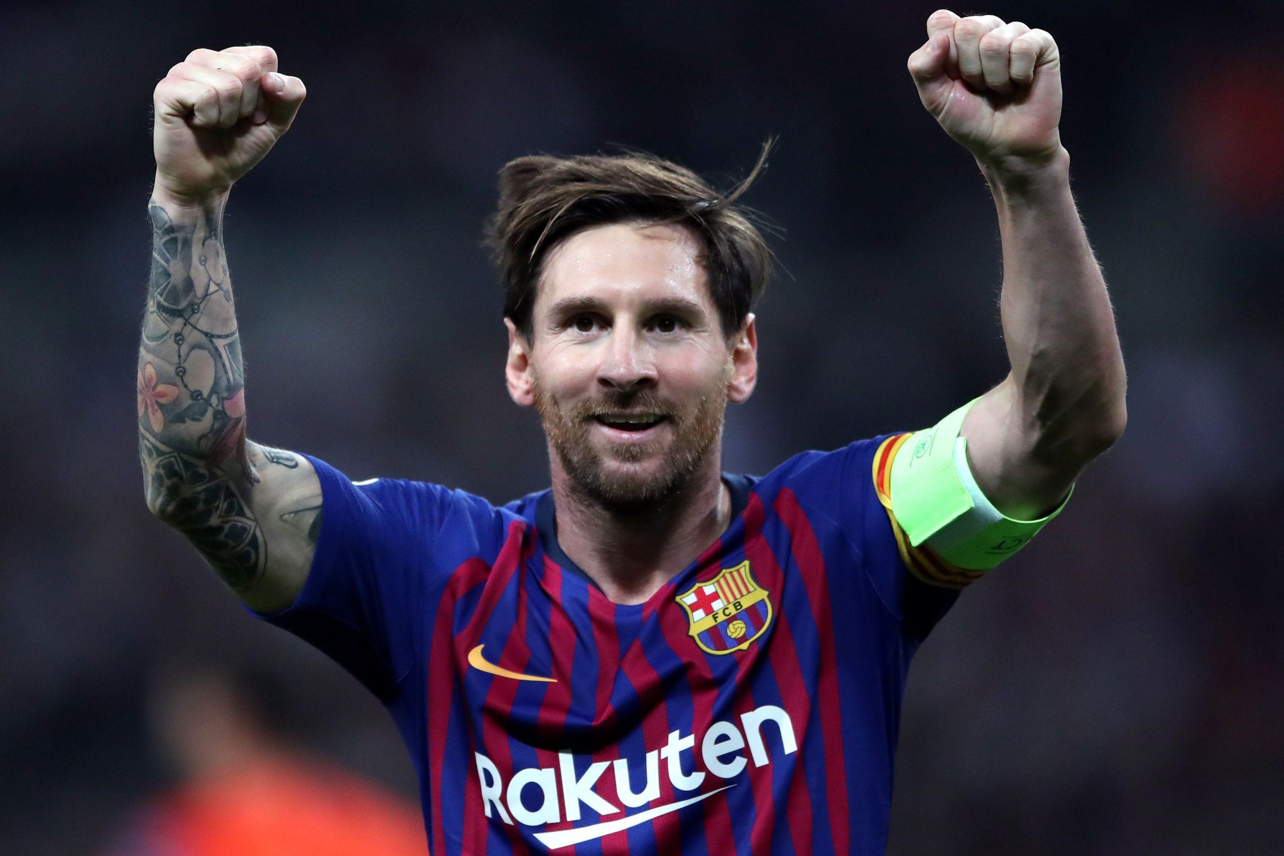Lionel Messi, pe viață la Barcelona