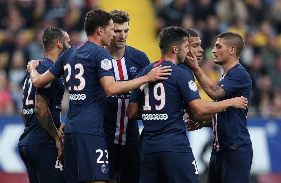 Campion la minut. Jucătorul care a câștigat, într-un mod incredibil, titlul în Ligue 1