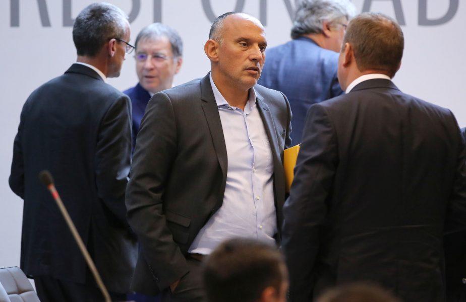 """Florin Prunea, mesaj tranșant pentru FRF: """"Nu mișcă absolut deloc!"""". De ce este nemulțumit președintele lui Dinamo"""
