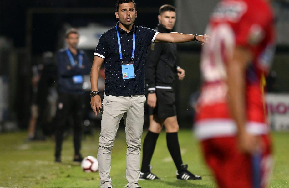 """Singurele echipe pe care Nicolae Dică nu le-ar antrena: """"Nu m-aș duce nici dacă m-ar accepta suporterii"""""""