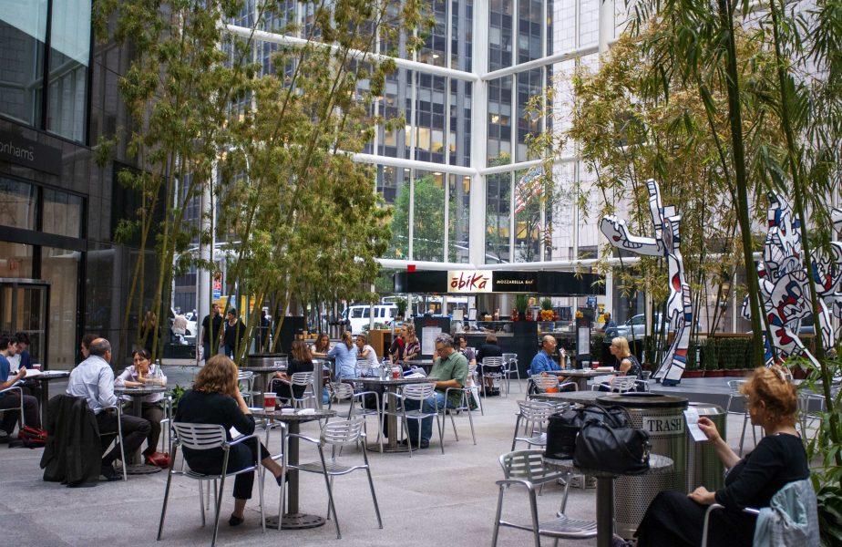 Restaurant deschis în America