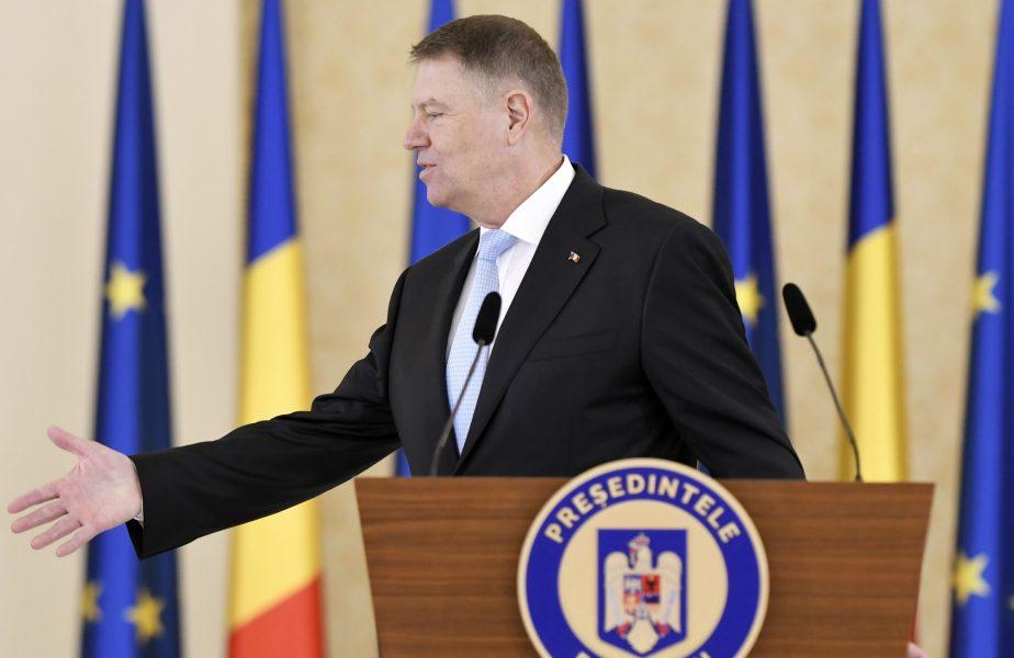 """""""Primul lucru ar fi să-l pup pe Iohannis!"""". Cea mai tare reacție după anunțul făcut azi de președintele României"""