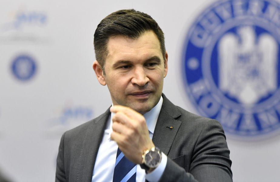 Ionuț Stroe, mesaj pentru fotbaliștii din Liga 1. Care sunt condițiile pentru revenirea la antrenamente
