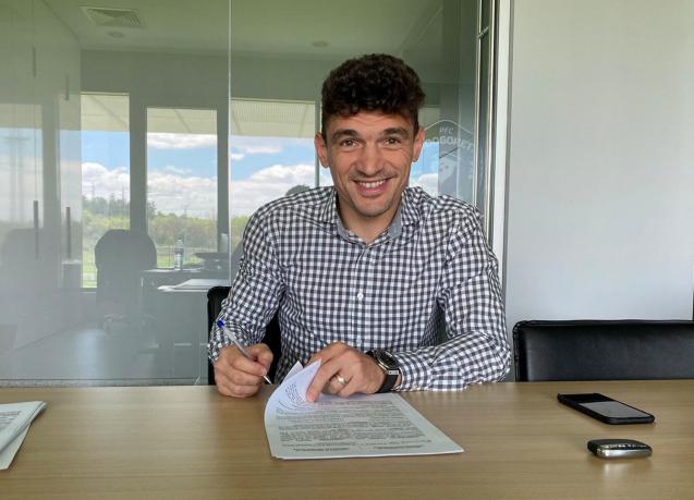Claudiu Keșeru și-a prelungit contractul cu Ludogoreț. Prima reacție a atacantului român
