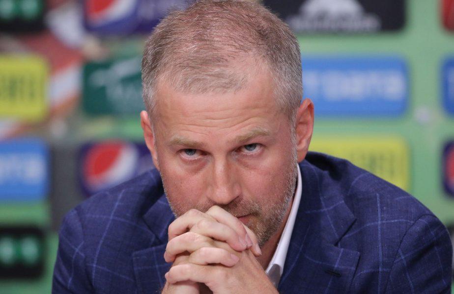 Prima reacție a lui Edi Iordănescu, antrenorul pe care Mihai Rotaru îl vrea la Universitatea Craiova, în locul lui Papură
