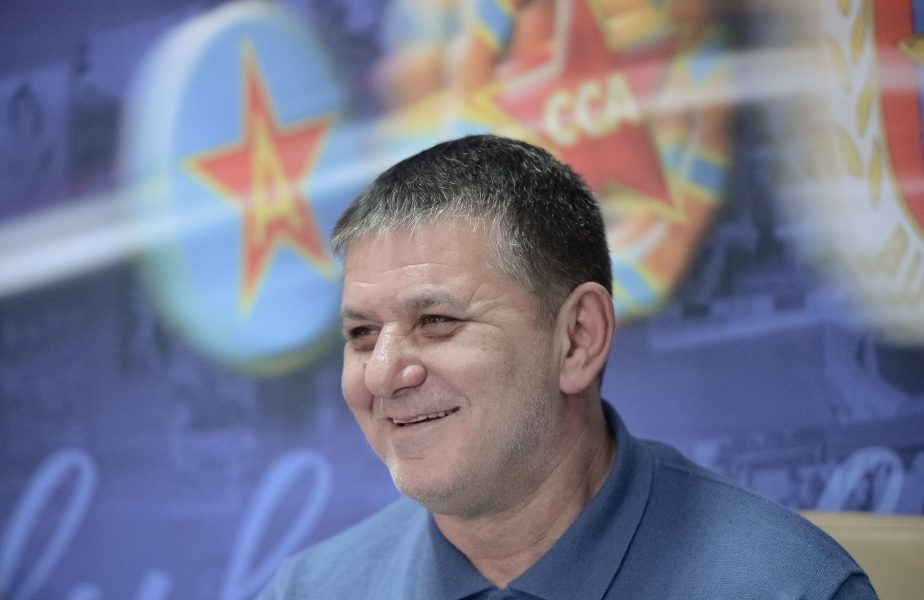 """Marius Lăcătuş, prima reacţie după ce a aflat că CSA Steaua va retrage numărul 7: """"Parcă mi-a venit să zâmbesc, dar și să plâng!"""" Ce le-a transmis """"Fiara"""" roş-albaştrilor"""