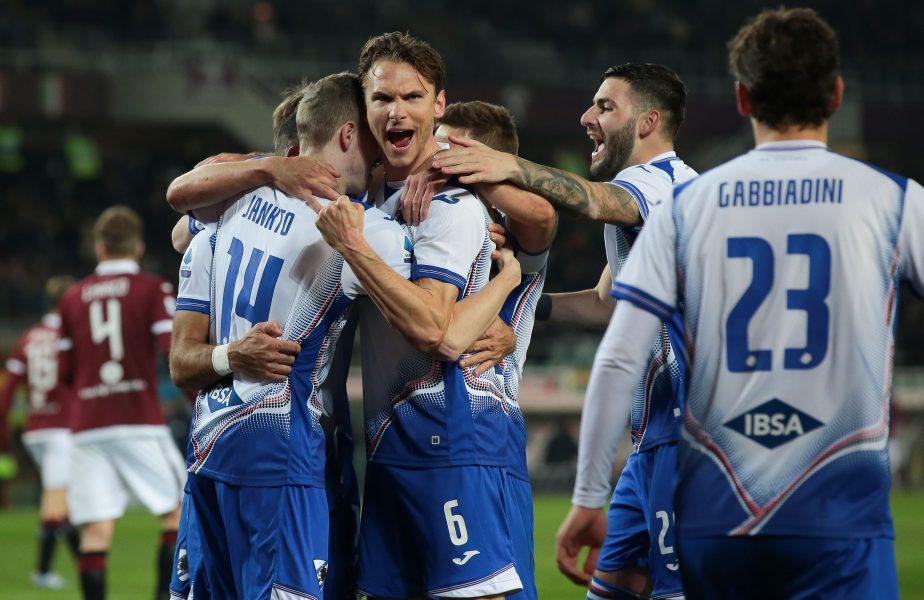 Sampdoria a anunțat că 4 jucători sunt infectați cu coronavirus. Sezonul din Serie A, în pericol