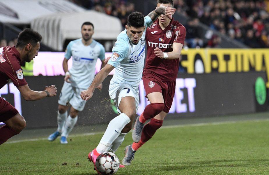 Cei mai scumpi 10 jucători din Liga 1. Cum a afectat pandemia cotele starurilor de la FCSB și CFR Cluj