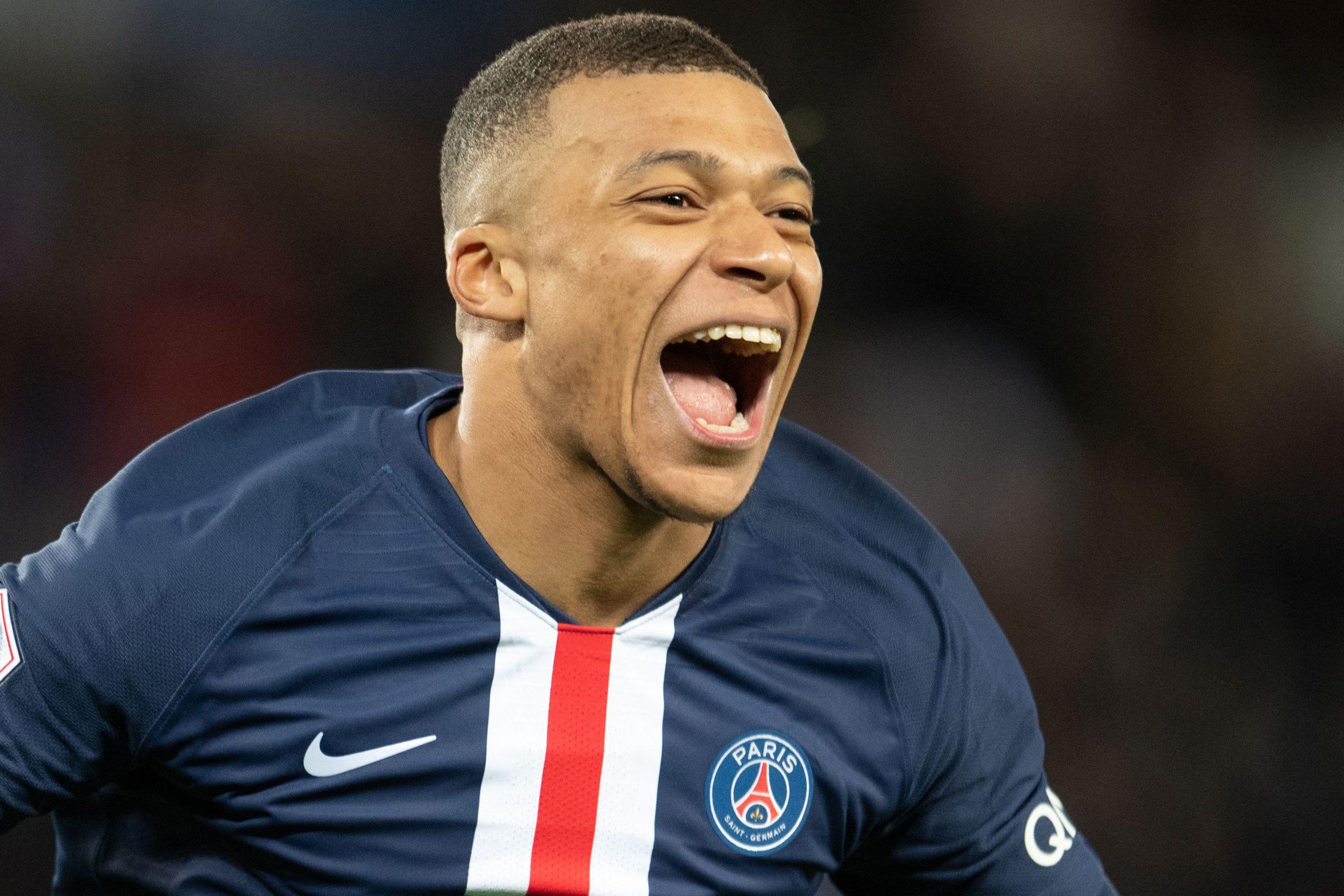 Mbappe a câștigat titlul cu PSG