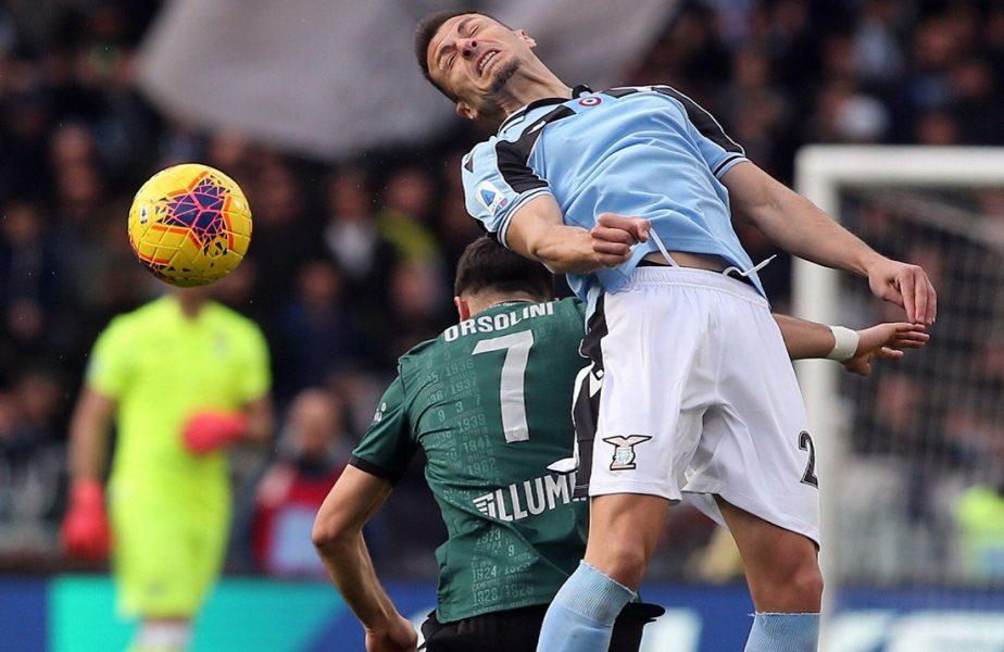 """Jucătorii lui Lazio au descoperit cum pot încheia seria lui Juventus. """"Ștefan Radu se aseamănă cu Hulk"""""""