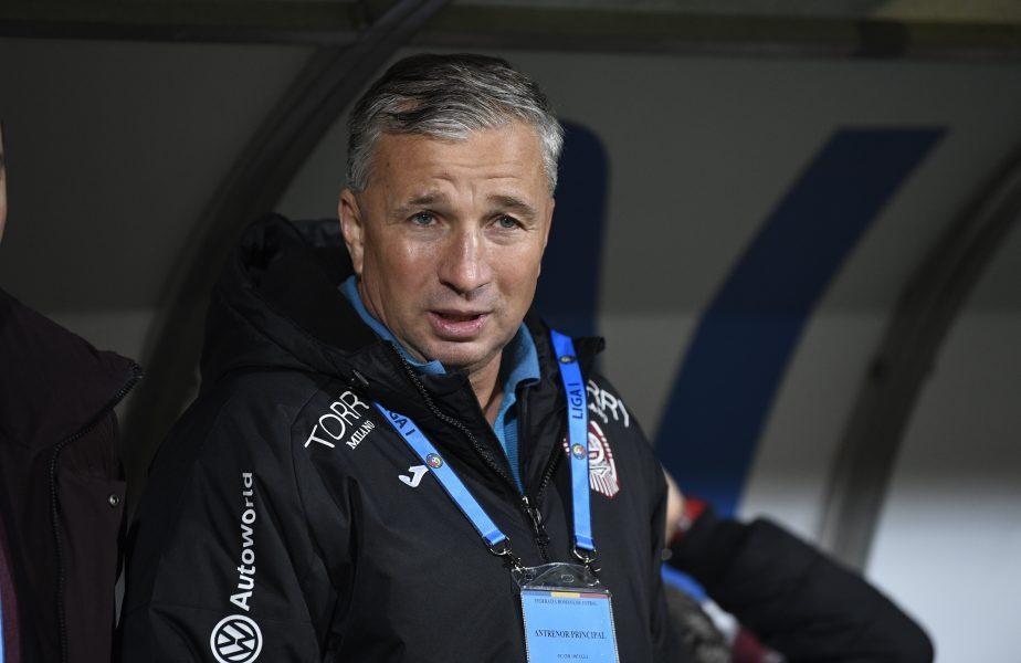 Dan Petrescu își consolidează lotul. Doi jucători își vor prelungi contractele cu CFR Cluj