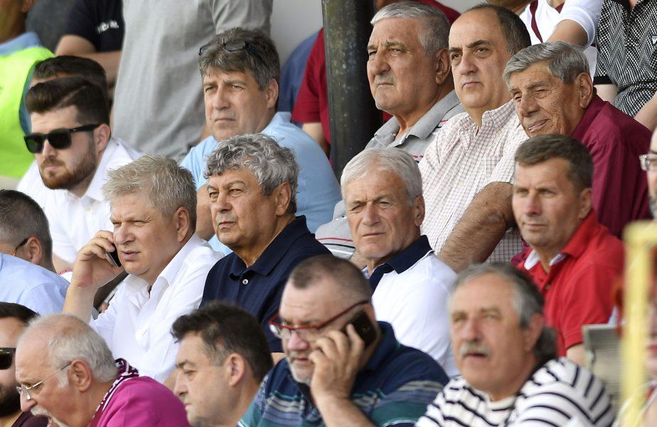 """Rică Răducanu, declarație caracteristică la 74 de ani: """"După ce mor mai știu ce nume are stadionul?"""""""