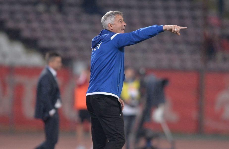 Cristiano Bergodi nu are în contract obiectiv câștigarea titlului cu Craiova. Cu cine ar putea colabora în Bănie