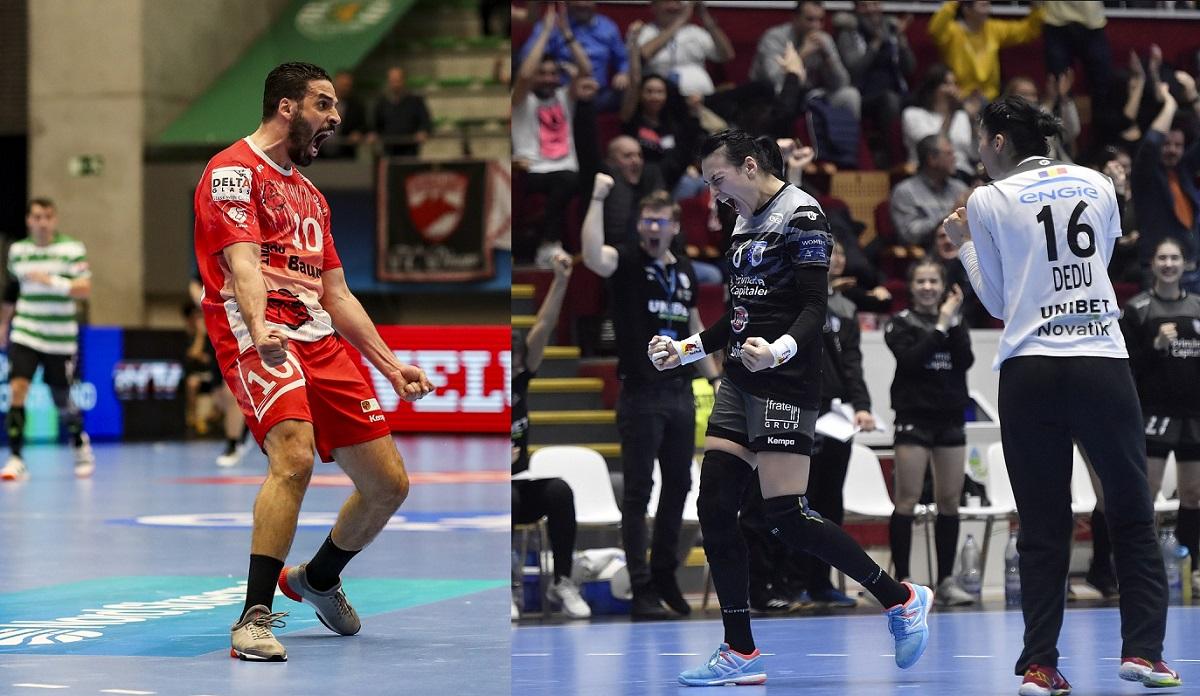 Handbalul românesc, învins de pandemie! EHF a decis să nu se mai joace niciun meci în competițiile interne