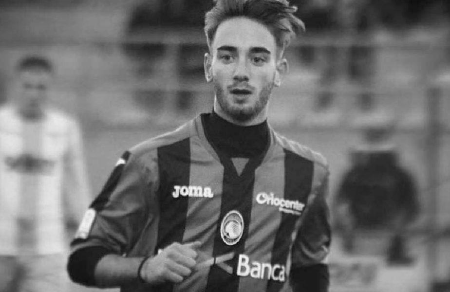Tragedie în Italia! Un jucător al Atalantei a decedat la doar 19 ani