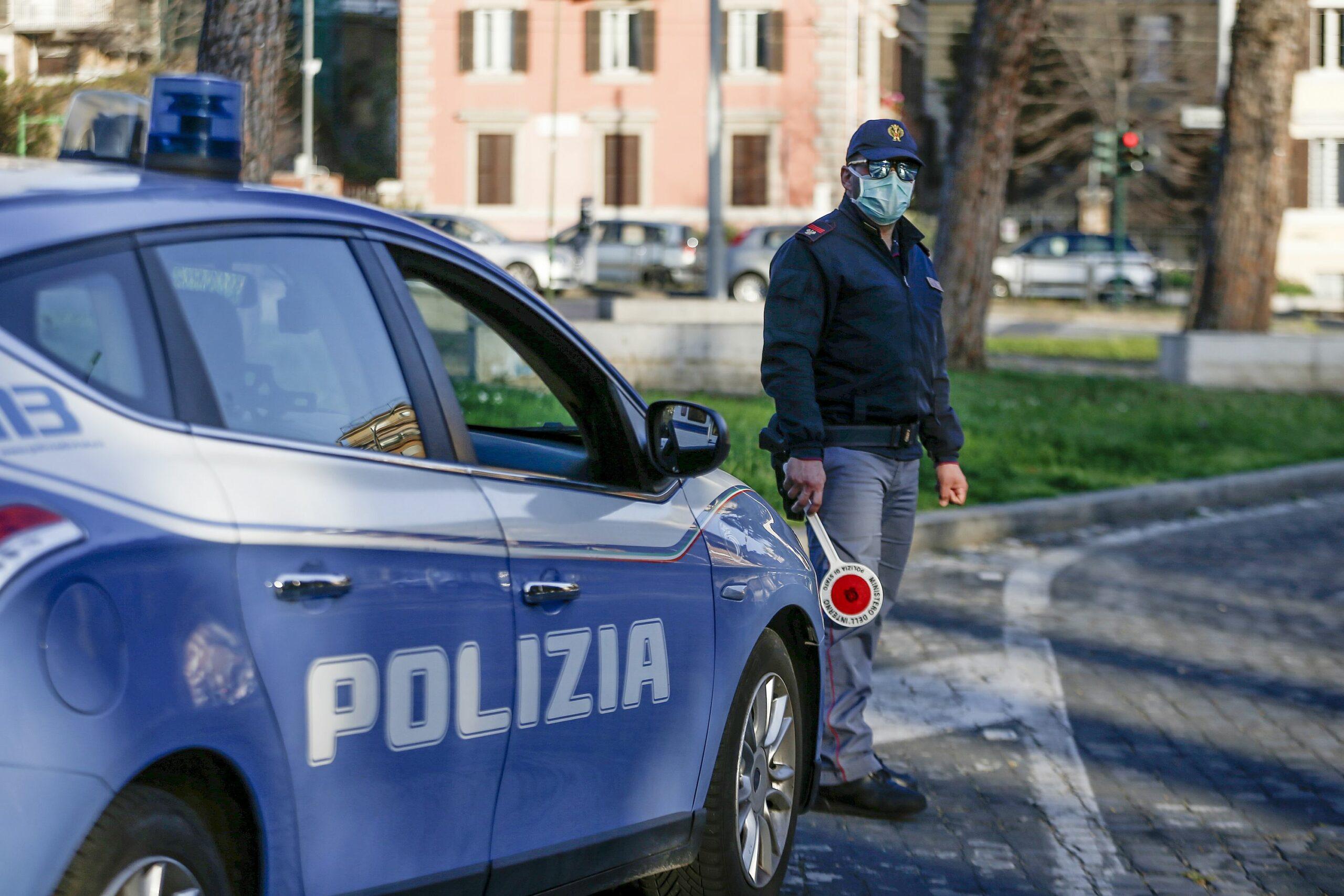 Polițist în Italia