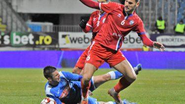 Andrei Chindriș, gol uriaș în poarta celor de la FC Porto. Prima reușită a fundașului român pentru Santa Clara