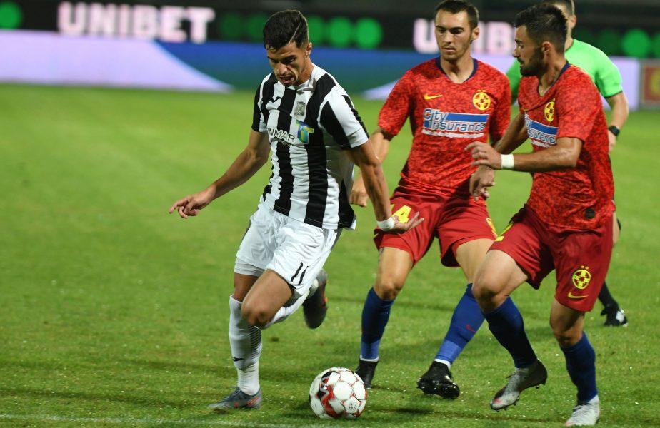 """Primul jucător care se autopropune la FCSB, după ce Becali a anunțat că nu mai face transferuri: """"Aș face față"""""""