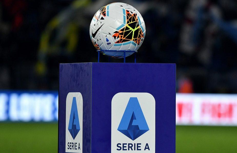 OFICIAL | Serie A se va relua peste exact o lună. Se va juca la foc automat în Italia