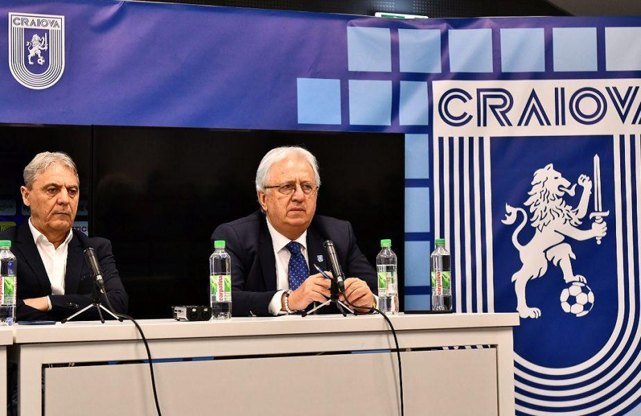 """Universitatea Craiova cere lămuriri de la FRF. """"Trebuie să știm care sunt criteriile de departajare"""""""