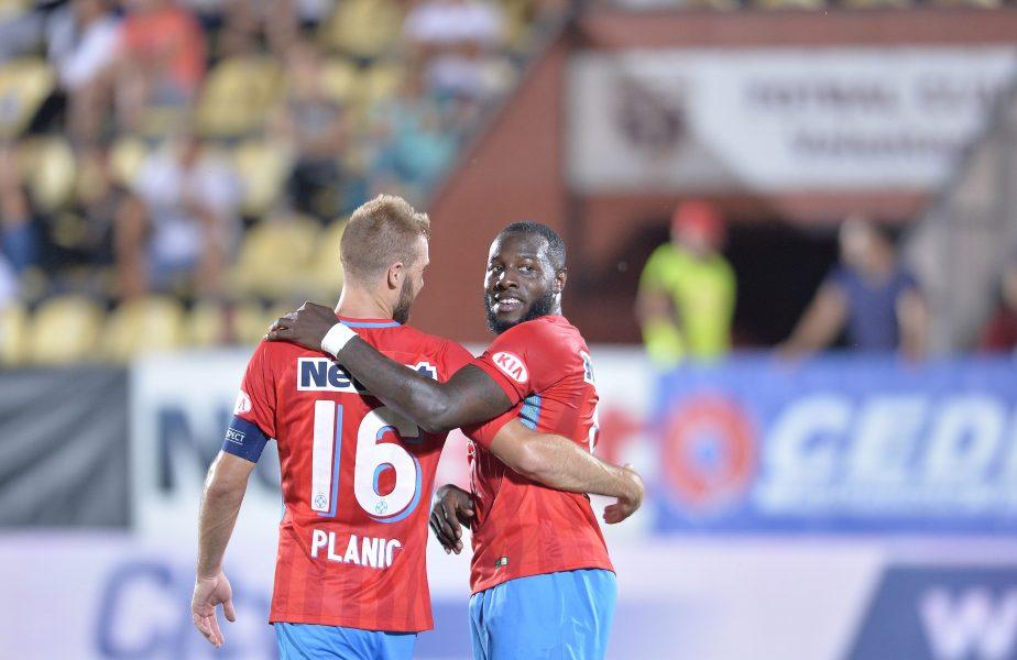 EXCLUSIV | Bogdan Planic și Harlem Gnohere revin la FCSB. Primul lucru pe care trebuie să îl facă atunci când ajung în România