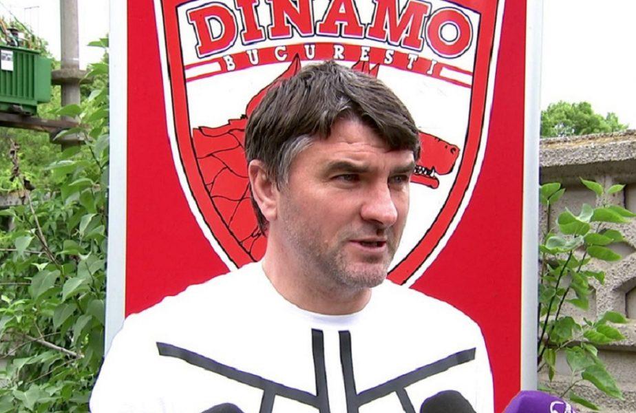 Dinamoviștii au intrat în cantonament. Mihalcea a anunțat ce condiții au găsit jucătorii la baza de la Săftica